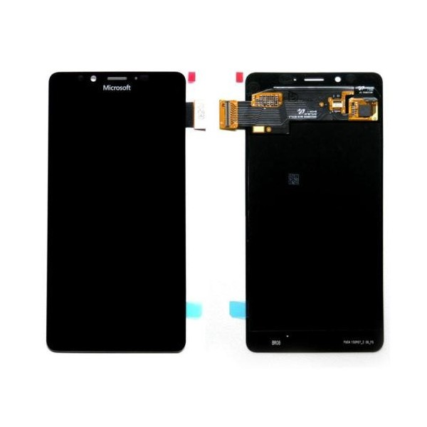 Οθόνη με Touch Screen Microsoft Lumia 950 Μαύρο (OEM)
