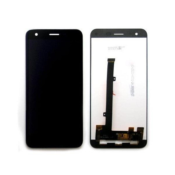 Οθόνη με Touch Screen ZTE Blade A506 Μαύρο (OEM)