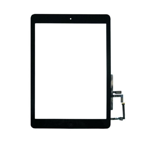 Touch Screen Apple iPad Air Full Set με Home Button Μαύρο (OEM)