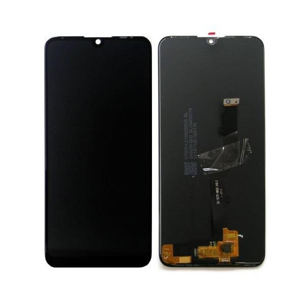 Οθόνη με Touch Screen ZTE Blade V10 Vita Mαύρο (OEM)
