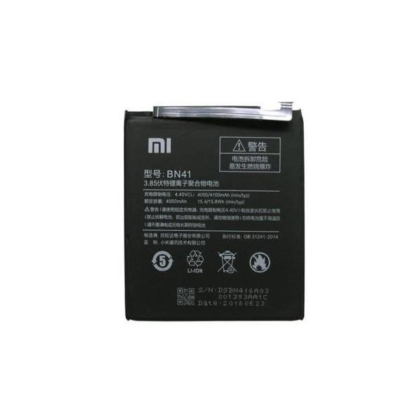 Γνήσια Μπαταρία Xiaomi BN41 Redmi Note 4 (Ασυσκεύαστο)