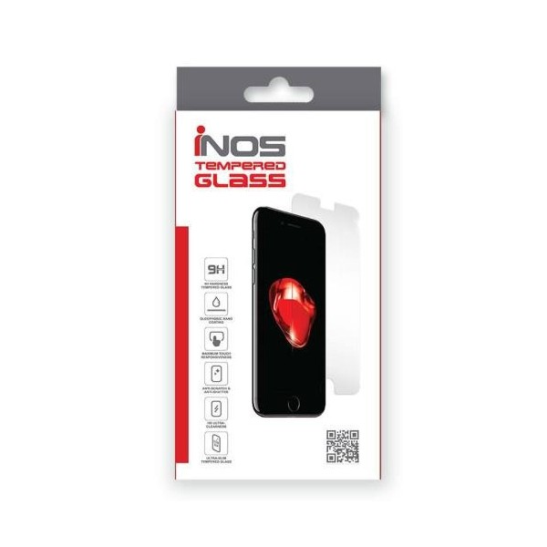 Tempered Glass Full Face inos 0.33mm Samsung G980 Galaxy S20 3D Round Glue Μαύρο