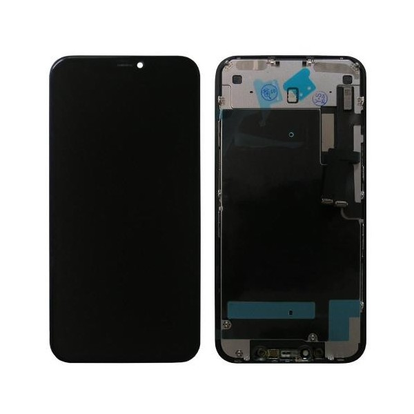 Οθόνη με Touch Screen Apple iPhone 11 Μαύρο (OEM)