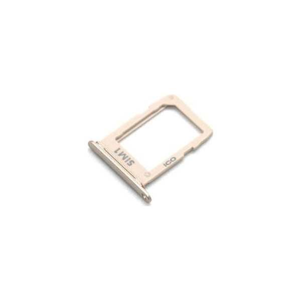 A600 Γνήσια Βάση κάρτας Sim / Sim Tray Samsung Galaxy A6 Dual Sim Χρυσό , sGH64-06816D