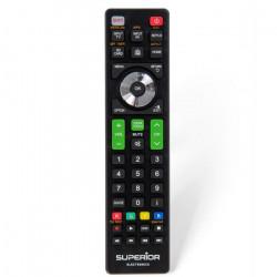 Τηλεχειριστήριο αντικατάστασης για τηλεοράσεις  SUPERIOR PANASONIC READY TO USE