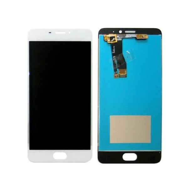 Οθόνη με Touch Screen Meizu M5 Note Λευκό (OEM)
